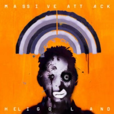 Capa de Heligoland, o novo álbum do Massive Attack