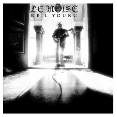 O novo álbum de Neil Young, Le Noise, foi produzido por Daniel Lanois