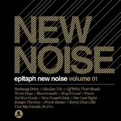 New Noise é o nome da nova coletânea da Epitaph Records