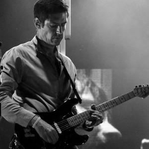 O guitarrista Ed O
