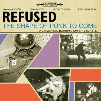 The Shape of Punk to Come da banda Refused será relançando em edição especial