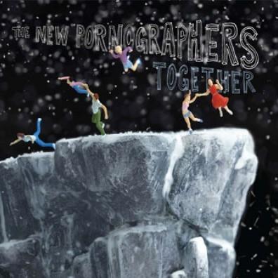 A banda indie canadense lançou hoje seu novo álbum Together