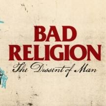 A nova música do Bad Religion, The Resist Stance, faz parte do novo álbum The Dissent Of Man