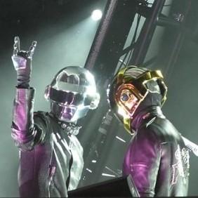 A dupla Daft Punk não lança material desde 2005, prepara a trilha do filme Tron - Legacy
