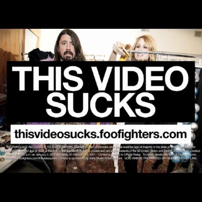 O Foo Fighters apronta novamente, convidando aos fãs e aspirantes a diretor para dar pitacos em seu novo clipe