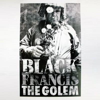Cartaz do filme com a trilha sonora de Frank Black