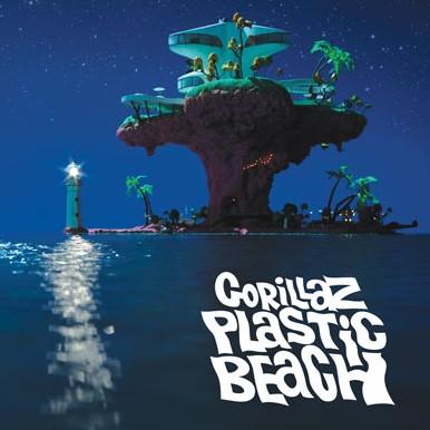 O Gorillaz lançou hoje seu novo video - On Melancholy Hill