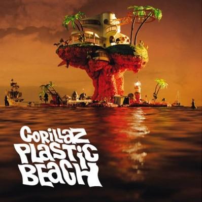 O álbum Plastic Beach da banda Gorillaz já pode ser ouvido pela internet.