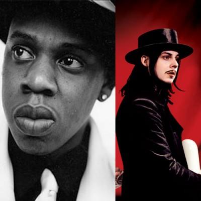 Para muitos a mistura de Jack White e Jay-Z é inacreditável.