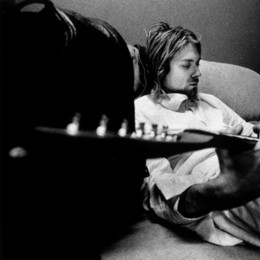 Kurt Cobain deixou muito mais do que música, deixou um exemplo de atitude
