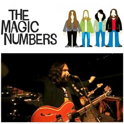 Presente de fim de ano: um show interativo completo do Magic Numbers