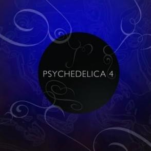 O selo inglês Northern Star irá lançar sua mais nova coletânea Psychedelica #4