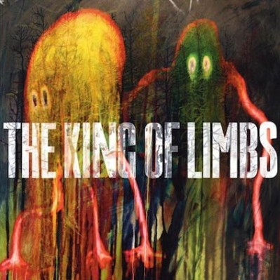 Capa de The Kings Of Limbs.