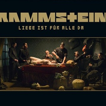 A banda alemã Rammstein ganhou recurso para vender seu mais recente Liebe Ist Für Alle Da