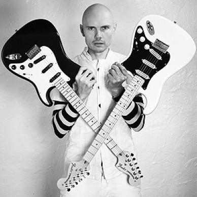 Billy Corgan e sua nova trupe estarão em novembro no Brasil para o festival Planeta Terra