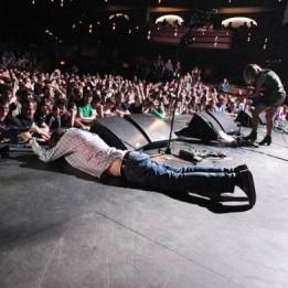 O Sonic Youth fez um show histórico na comemoração do aniversário da Matador Records