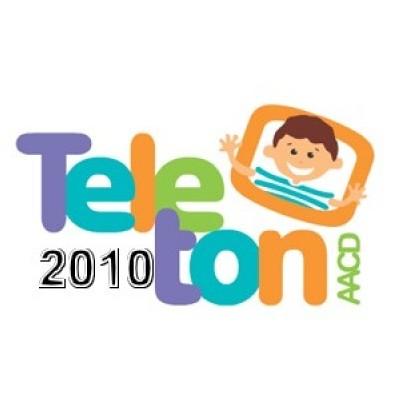 O Teleton 2010, promovido pelo SBT com a AACD, pretende arrecadar R$ 20 milhões