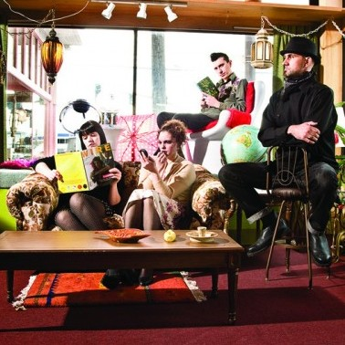 O novo video do The Prids, Desolate, foi dirigido por Jon Garcia