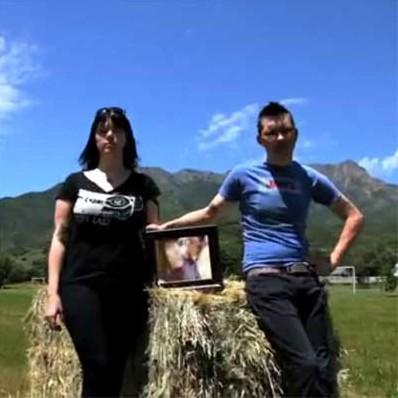 O belíssimo video da canção Break do The Prids, é o segundo de Chronosynclastic