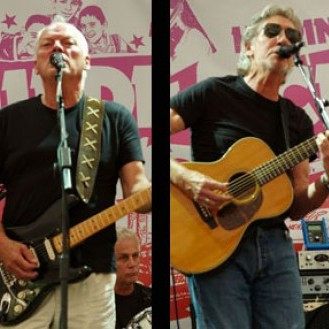Depois de 5 anos, os vocalistas do Pink Floyd voltam a se reunir para um show especial