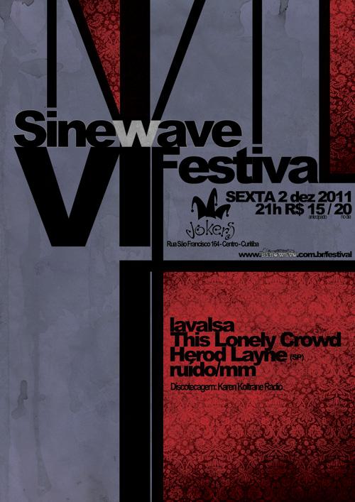 VI Sinewave Curitiba